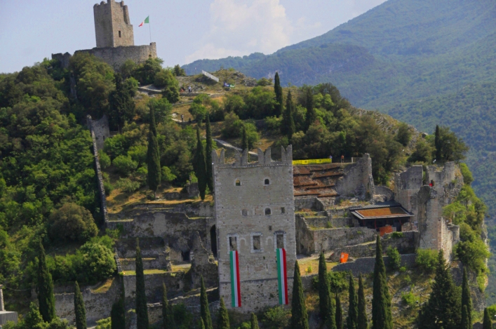 Arco di Trento, location for the World Mountain Running Association's International Youth Cup