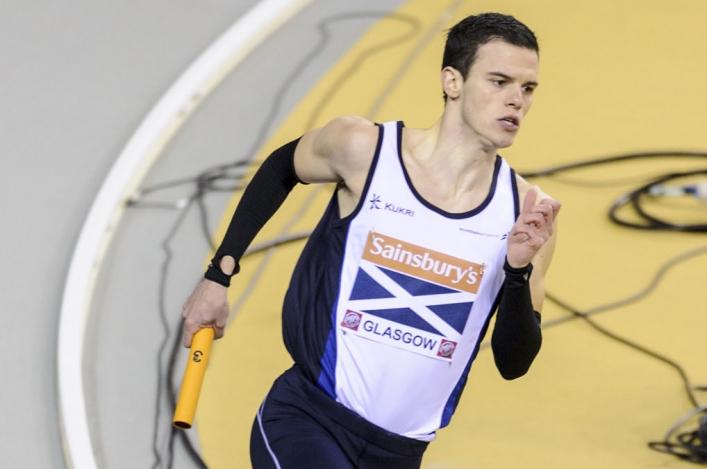 Greg Louden Scottish Athletics
