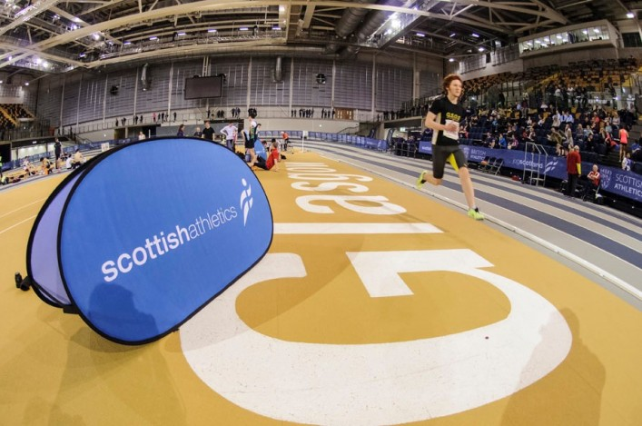 scottishathletics at the Emirates Arena