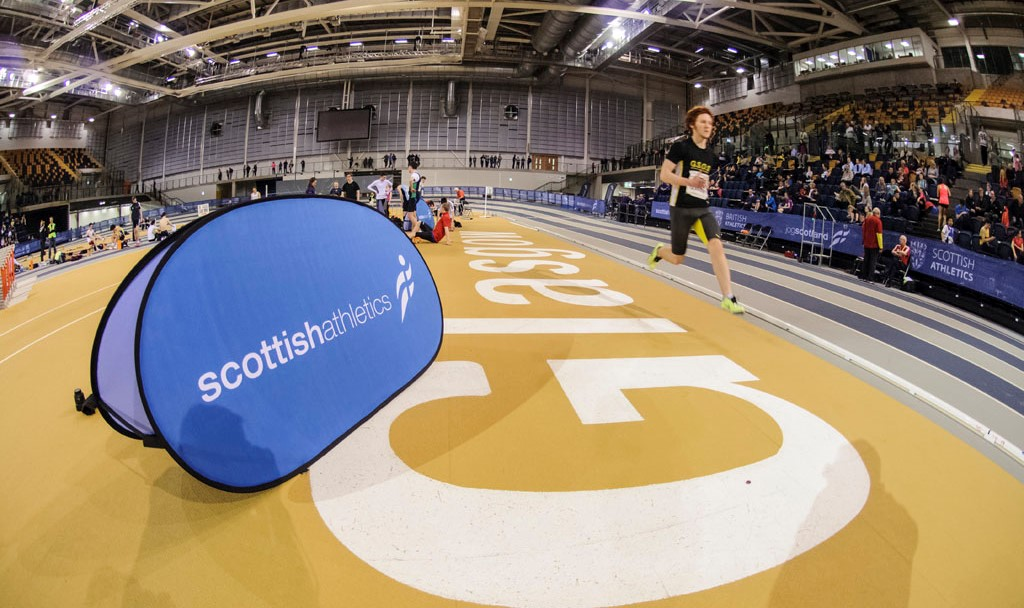 Supporting athletes and coaches through whole pathway is our priority - Scottish Athletics