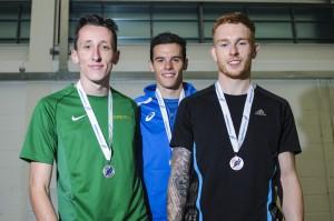 Greg Louden wins 200m gold at Scottish Seniors