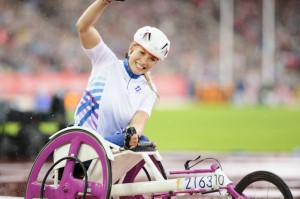 Sammi Kinghorn at Hampden