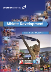 Athlete Development Manual Front Cover