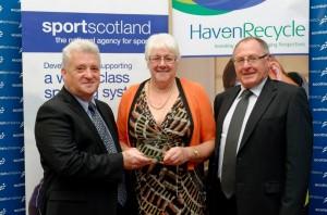 Development Coach of the Year 2013: Joyce and Ken Hogg