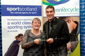 Edinburgh AC: Track and Field Club of the Year 2013