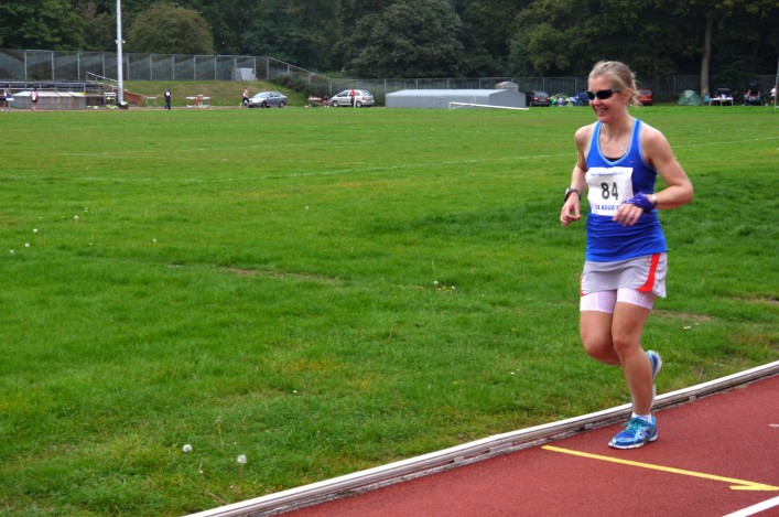 Fionna Ross sets Scottish ultra records