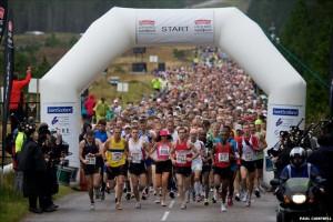 Loch Ness Marathon 2013