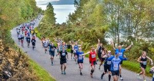 Loch Ness marathon: the scenic route