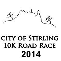 Stirling 10k logo