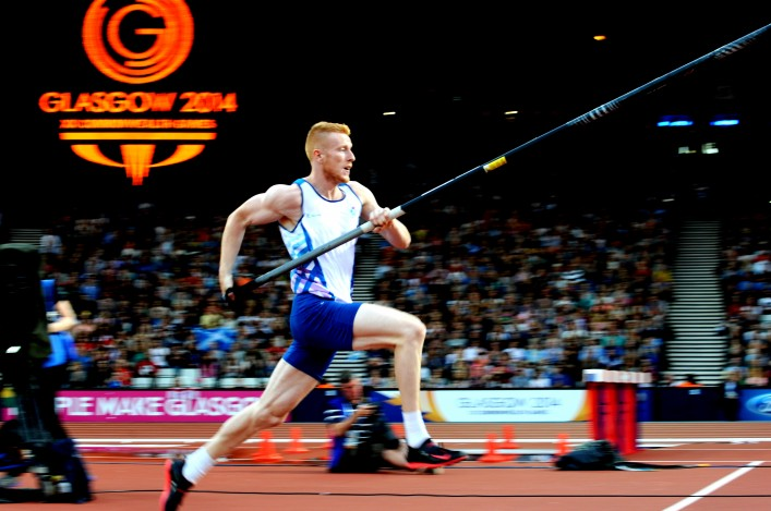 Jax Thoirs at Glasgow 2014