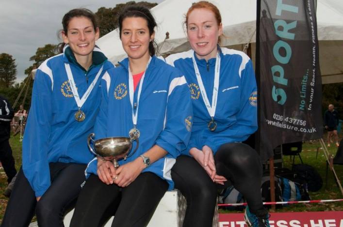 Central AC - 2013 winners at Cumbernauld