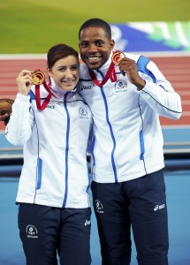 Libby Clegg: Glasgow 2014 gold