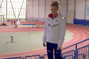 Emma Canning - in GB action in France