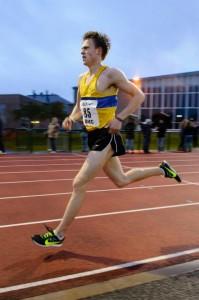 Luke Traynor: Scottish 10,000m champion - photo by Bobby Gavin