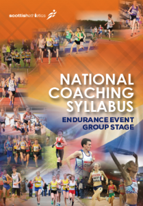Endurance Event Group Syllabus Front Cover