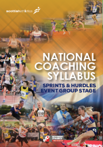 Sprints & Hurdles Event Group Syllabus Front Cover