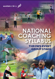 Throws Event Group Syllabus Front Cover