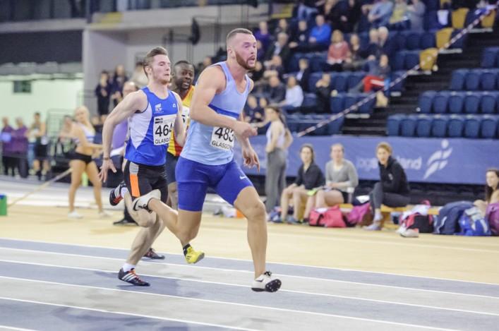 Scottish Athletics National Indoor Open 2016