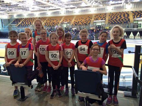 Harmeny Ac Join Club Together Programme Scottish Athletics