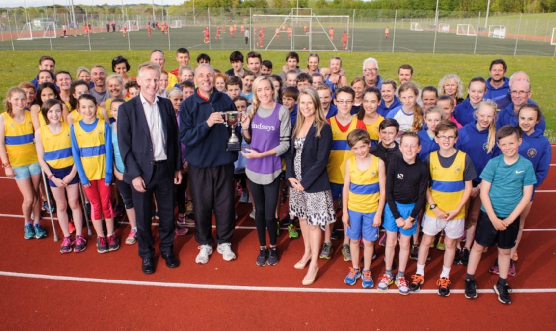 Giffnock North Aac Win Lindsays Trophy Scottish Athletics