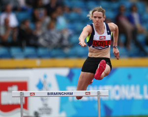 The British Championships Birmingham: Day Two