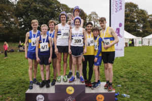 Scottish Athletics National XC Relays 2016, (C)Bobby Gavin