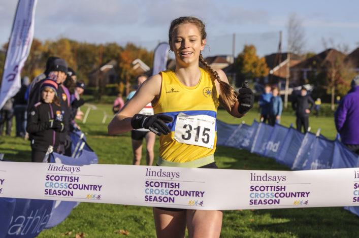 Scottish Athletics National Short Course XC,  (C)Bobby Gavin Byline must be used