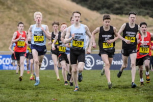 Great Edinburgh XC Event Jan 7th 2016 (C)Bobby Gavin Byline must be used