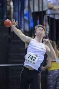 Scottish Athletics National Indoors 2017 January 14th 2017 (C)Bobby Gavin Byline must be used