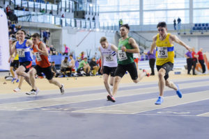 Scottish Athletics National Indoors Championships 2017 January 28th 2017 (C)Bobby Gavin Byline must be used