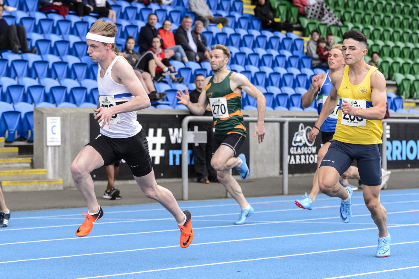 Olsen and others; British Masters 5k; Scots in Boston - Scottish Athletics
