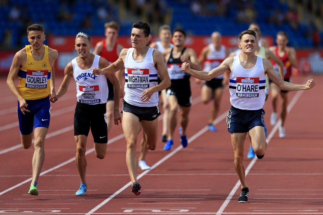 Scots hope to storm podium in Birmingham . . . - Scottish Athletics