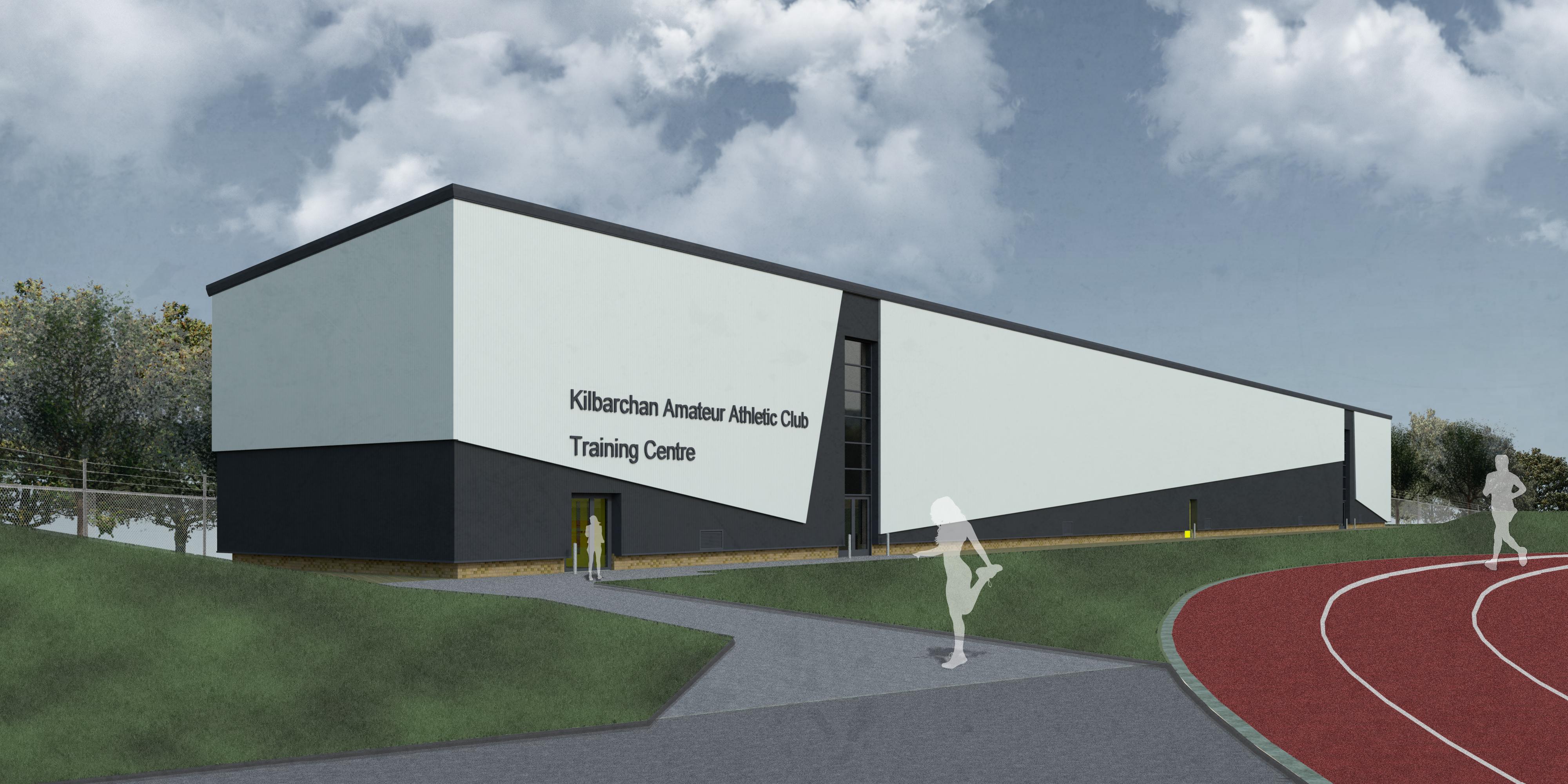 Kilbarchan make strides on bold £1.3m indoor plan