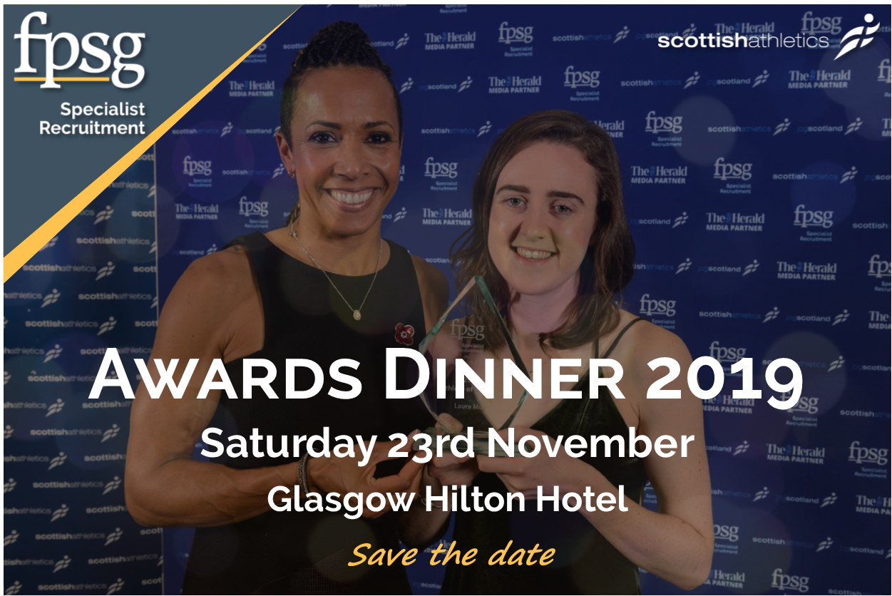 Save the Date - FPSG Awards Dinner and Club Conference