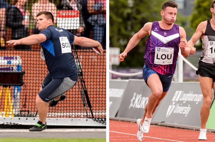 Nick and Adam picked for World University Games - Scottish Athletics