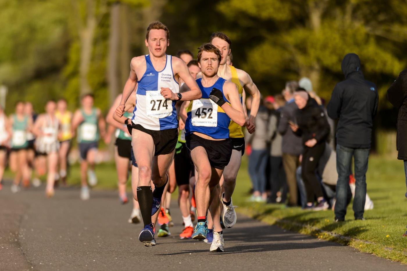 Nine athletes land shares in Road Race Grand Prix - Scottish Athletics