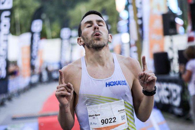 Douglas wins again; Monument Mile; Manchester BMC; Edinburgh Marathon - Scottish Athletics