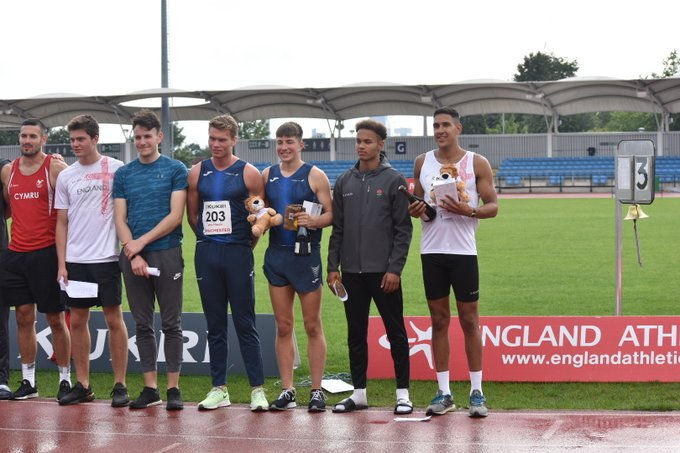 CE success in Manchester; Pole Vault prowess; GB trio in action - Scottish Athletics