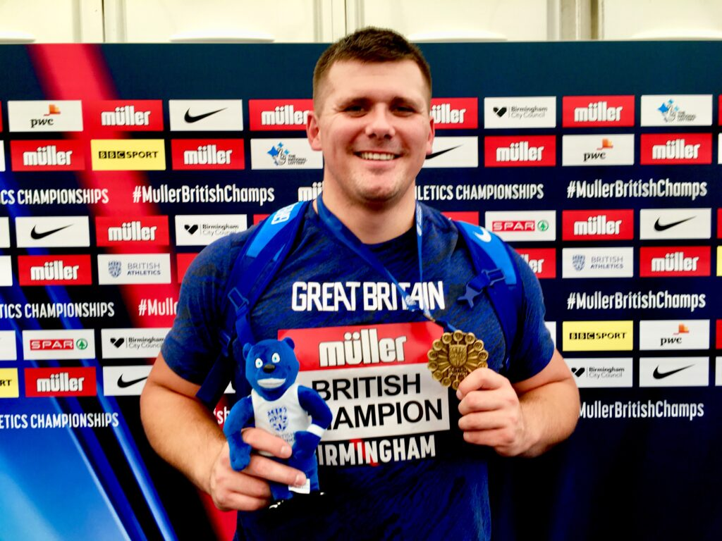 Three more golds as Scots sweep to 15 medals in Birmingham - Scottish Athletics