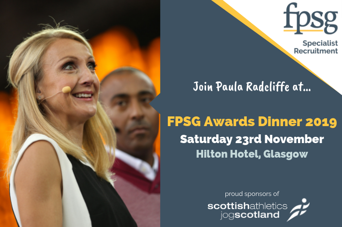 FPSG Awards - short-lists for Clubs, Coaches, Volunteer and Officials - Scottish Athletics