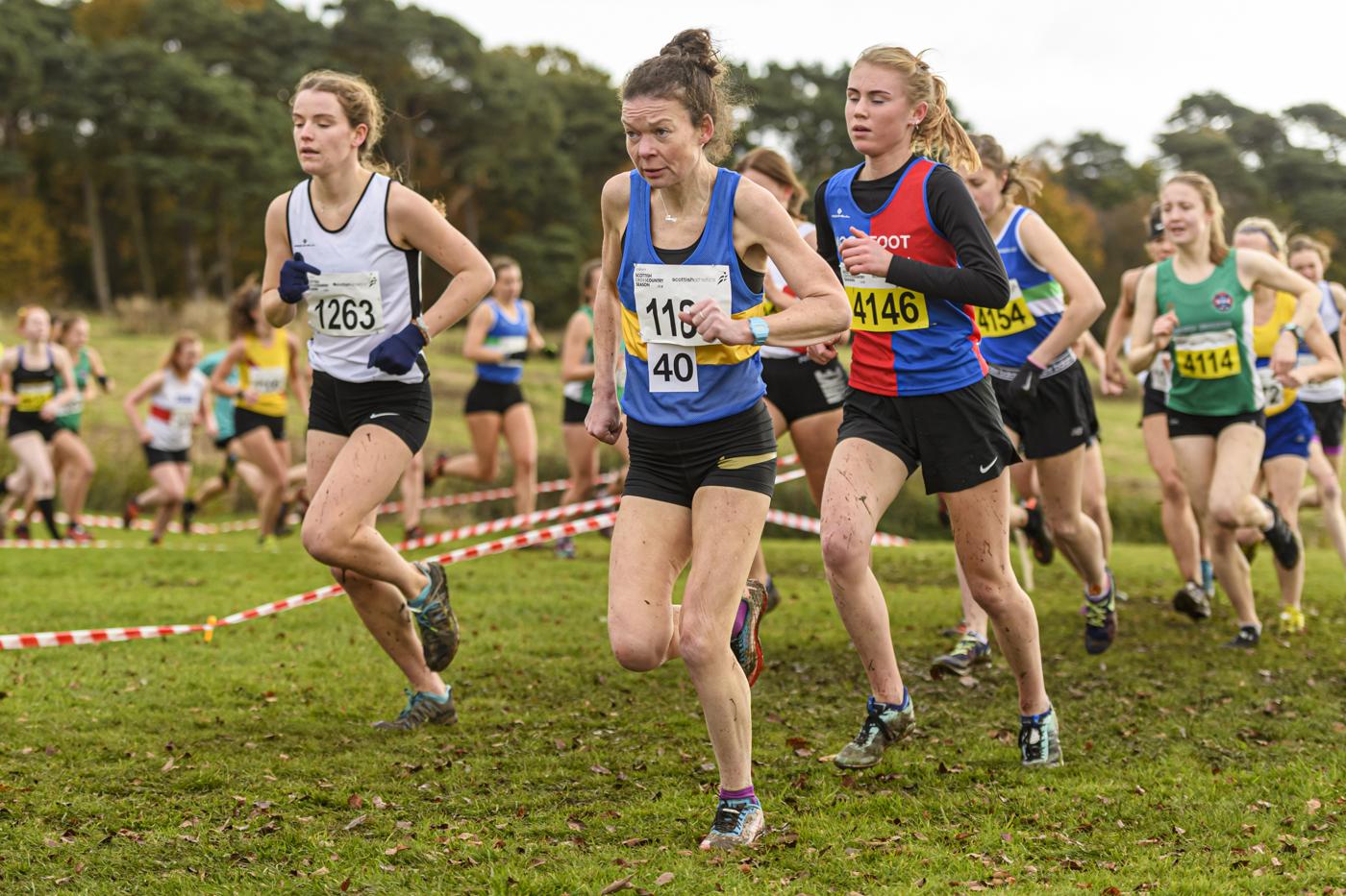 ENTER NOW for Lindsays District XC Champs - Scottish Athletics