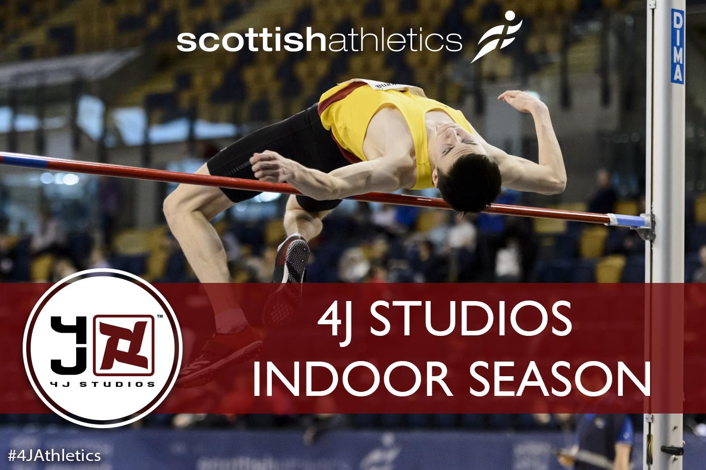 Clubs - enter now for 4J Studios SUPERteams! - Scottish Athletics