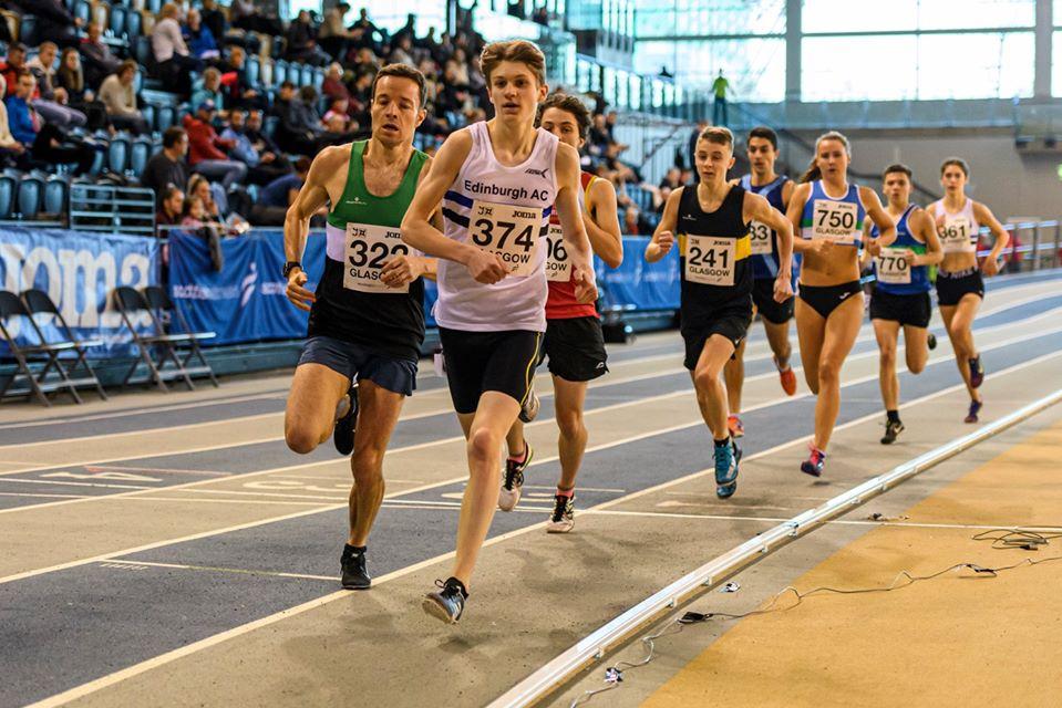 4J Studios National Open review - Scottish Athletics