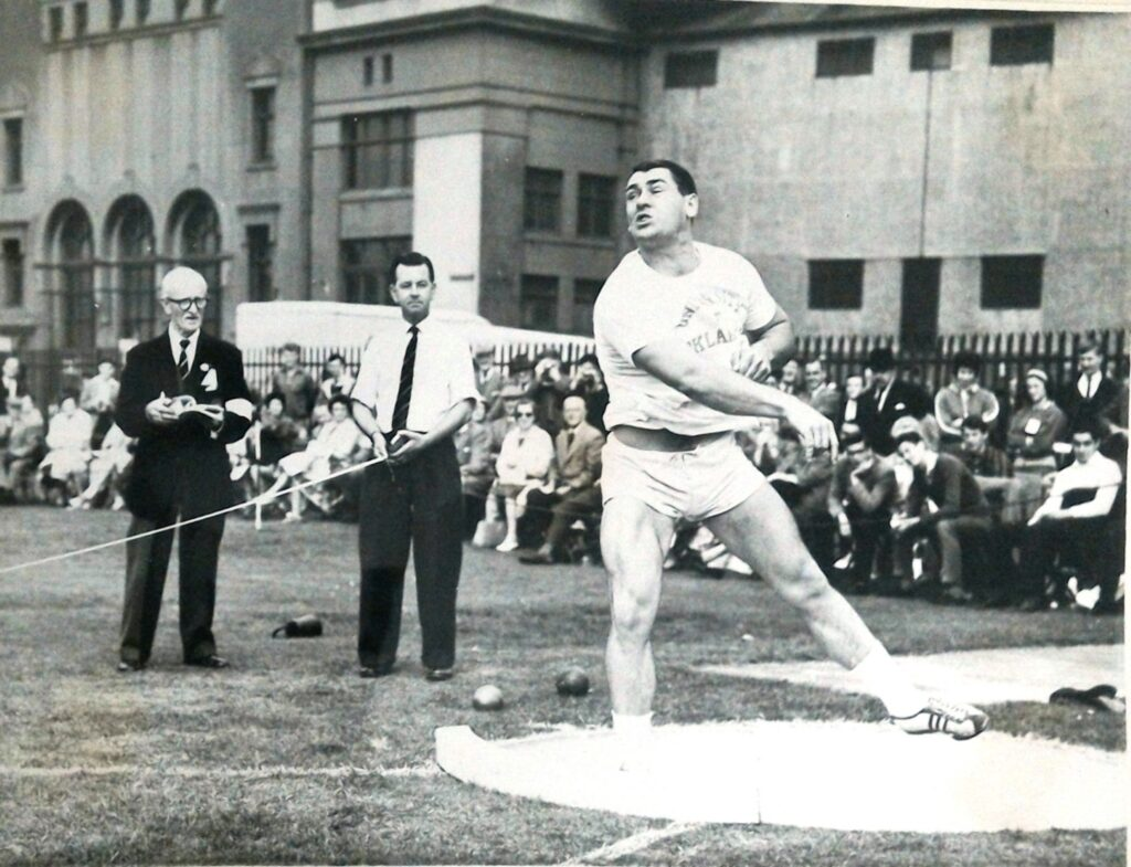 Then along came Mike - Scottish Athletics