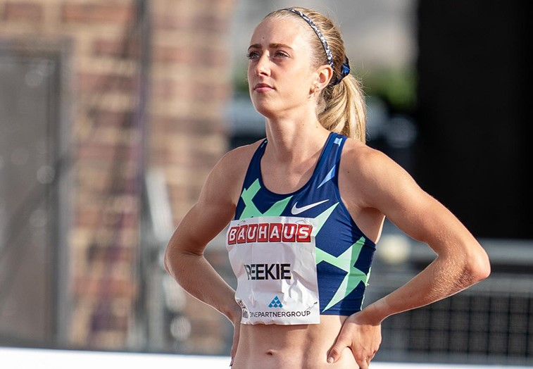 Jemma surges to Diamond League success in Rome with Laura third - Scottish Athletics