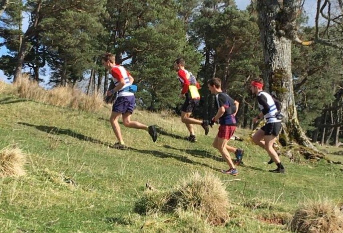 Hill running: cancellations but Peebles event on for young athletes - Scottish Athletics