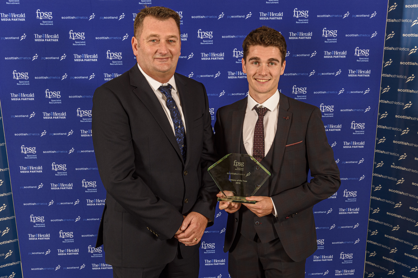 Callum and Steph selected for World Half Marathon - Scottish Athletics