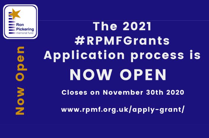 RPMF - applications now open - Scottish Athletics